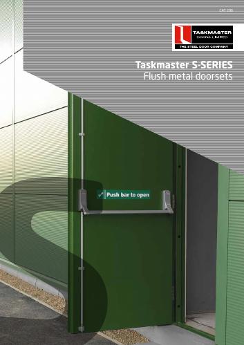S-Series Brochure & S-Series Brochure :: TaskMaster