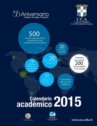 Uca Calendario Academico.Calendario Academico 2015 Flipgorilla